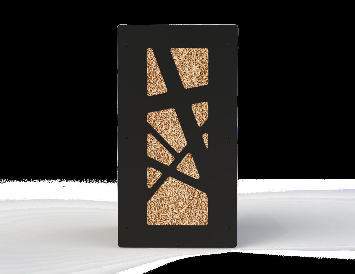 r servoir granules stockage pellets granulebox. Black Bedroom Furniture Sets. Home Design Ideas